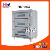 Cer-Bäckerei-Gerät BBQ-Lebesmittelanschaffung-Geräten-Nahrungsmittelmaschinen-Küche-Geräten-Hotel-Geräten-Backen-Maschine des Gas-Ofen-(HBO-30GA)