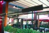 Riscaldatore economizzatore d'energia di radiazione infrarossa, riscaldatore esterno del patio