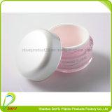 Vaso cosmetico di plastica all'ingrosso di buona qualità