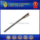Cable de calefacción de acero inoxidable de alta temperatura Escudo