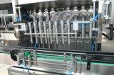 10 Kopf-automatische lineare Kolben-Füllmaschine für Dose