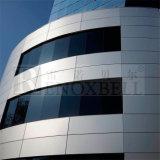 El panel de aluminio aislado ahorro de energía para las paredes de cortina del edificio