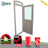 Nuovo portello della finestra di disegno UPVC, portello della finestra della stoffa per tendine di UPVC