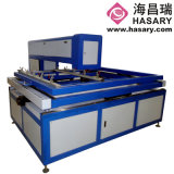 Corrugate와 Card Board를 위한 Laser Motion Automatic Die Cutter