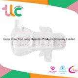 Serviette hygiénique féminine d'anion de serviettes hygiéniques d'absorption élevée