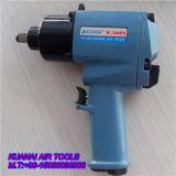 Llave inglesa de esfuerzo de torsión resistente del aire de la pulgada de la escopeta de aire comprimido de la reparación del carro ligero el 1/2