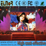 Cartelera publicitaria de interior P4 del alquiler LED Digital de Hacer-en-China