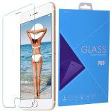Kristall - freier ausgeglichenes Glas-Bildschirm-Schoner für iPhone 7