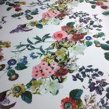 美しい花のデジタル軽くて柔らかい服の衣服ファブリック