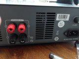 Amplificador de potência profissional do amplificador audio da canaleta de 2 sons