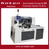 Machine de découpage latérale de livre d'exercice trois (QS-100C)