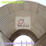 China-Produkt-gewölbter Rohr-Abzugskanal
