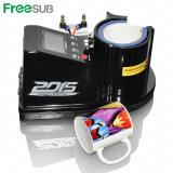 Taza neumática Freesub Digital Automático prensa del calor de la máquina (ST-110)
