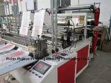 Regulación de la temperatura de sellado de polietileno Máquina para hacer bolsas