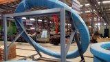 Solo Row Crossed Roller Slewing Bearing para Manipulator