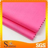 Nylonbaumwollgingham-Gewebe für Kleid (SRSNC 088)