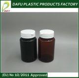 frasco plástico da medicina do animal de estimação 100ml