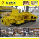 Volles Automatic Clay Brick Making Machine mit Wear Auger