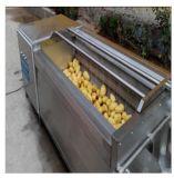 Type machine d'économie d'eau chaude de nettoyage de fruits et légumes de bulle d'air