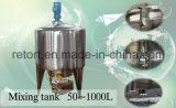 tanque de mistura do xarope 500ltrs