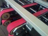 高速自動波形のカートンボックスホールダーの貼るおよびパッキング機械