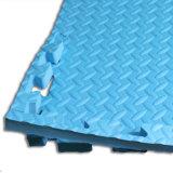 Couvre-tapis 100% colorés d'étage de mousse de Kamiqi EVA de qualité--Type de texture de lame