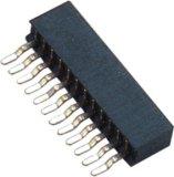 1.0mm 여성 머리말의, 단 하나 또는 이중 줄