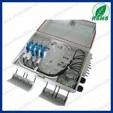 Caja Distribucion 16 Salidas 사기 PLC 쪼개는 도구 1*16 Sc/APC 연결관