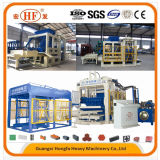 Qt12-15D Automatic Cement Block Making Equipment ou Brick Production Machine, bloco de cimento Making Machine