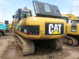 Lagarta usada 336D da máquina escavadora do gato para a venda