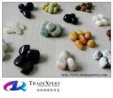 Ciottolo & ciottolo di pietra Polished multicolori all'ingrosso per la pietra di Graden