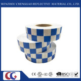 녹색 또는 White Grid Design Reflective Conspicuity Tape (C3500-G)