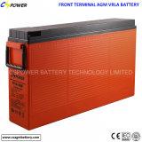 Перезаряжаемые батарея AGM 12V250ah VRLA для хранения солнечной силы UPS