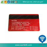 VIP Cardのための2750OE Hico 12.7mm Width Plastic Magnetic Stripe Card