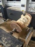 Ranurador del CNC con el eje rotatorio 3D para el grabado de Cinlinder