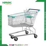 금속 식료품류 상점 철강선 식료품점 슈퍼마켓 쇼핑 카트