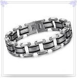 人の宝石類の方法宝石類のステンレス鋼のブレスレット(HR190)