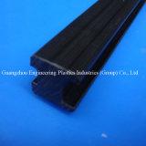 Guia adicionado do carbono do petróleo nylon preto
