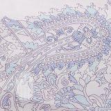 Taihu 눈 홈 직물 Oeko는 아름다운 이음새가 없는 깃털 이불 실크 침구 세트를 증명했다