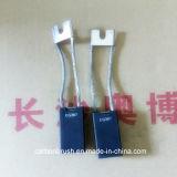 Manufacturing elétrica escova de carbono (EG367J)