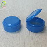 Bottiglia rettangolare della capsula dell'HDPE farmaceutico