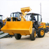 1.8 Cbm Bucket를 가진 3 톤 Front Shovel Loader