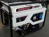 precio portable del generador del generador de la gasolina de 2kw 5.5HP (forma de vida 2500E)