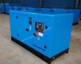 groupe électrogène diesel silencieux de contrôleur automatique du moteur diesel 24kw