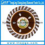 Rotella di lucidatura macinante della tazza del diamante