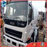 사용된 Isuzu Concrete Mixer Truck (10PE1 엔진, 8m3, Imported 일본)