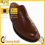Italien-klassische hochwertige lederne Büro-Schuhe