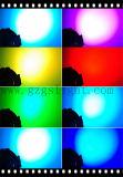 다기능 54X3w LED 회의 동위 빛 (P54-3-A)