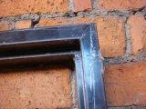 卵デザイン鋼鉄アメリカのパネル・ドア