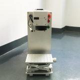 20W CKD Lasersender-bewegliche Faser-Laser-Markierungs-Maschine für Mobiltelefon-Kasten-Tastatur Schaltkarte-Kurbelgehäuse-Belüftung
